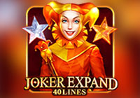 Joker Expand - 40 Lines