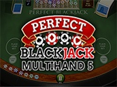Perfect Blackjack Multihand 5
