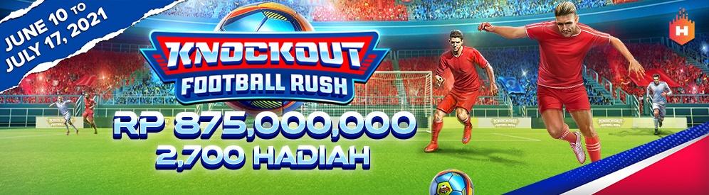 Habanero Knockout Football Rush